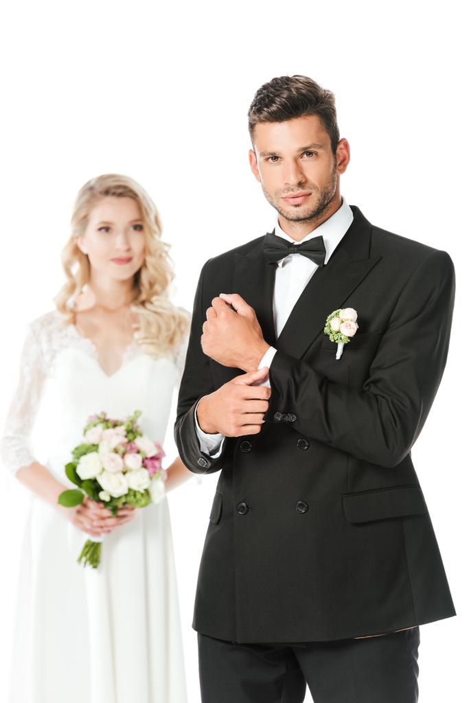 látszó fehér férfi a házasság)