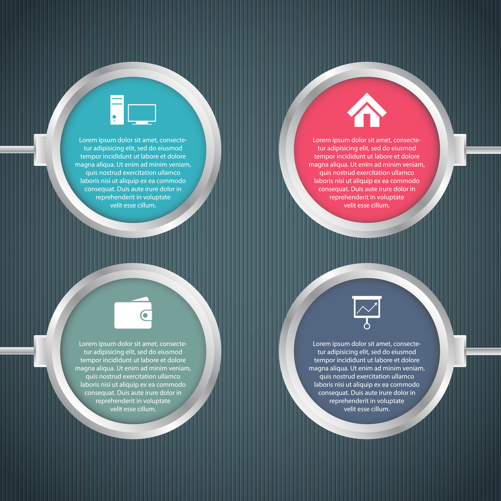 Set of icons on a theme communication. A vector illustration
