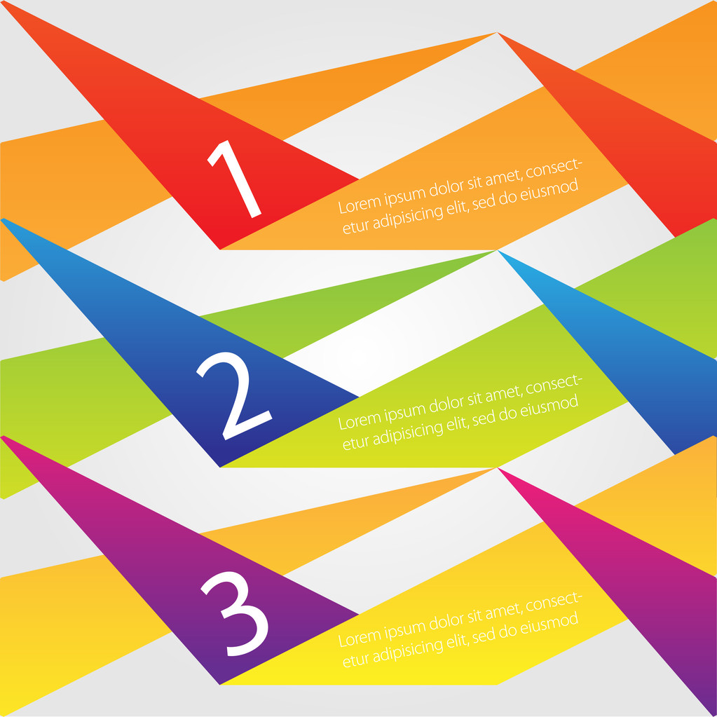 Vector background with numbers