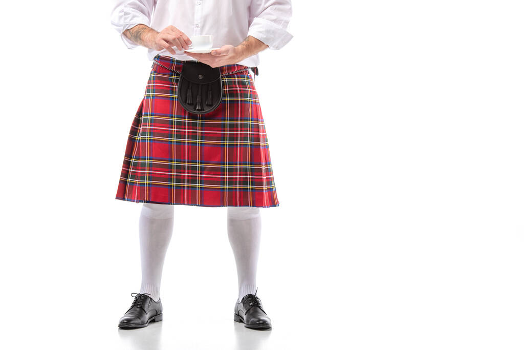 Kilts men sexy scottish in With 'Men