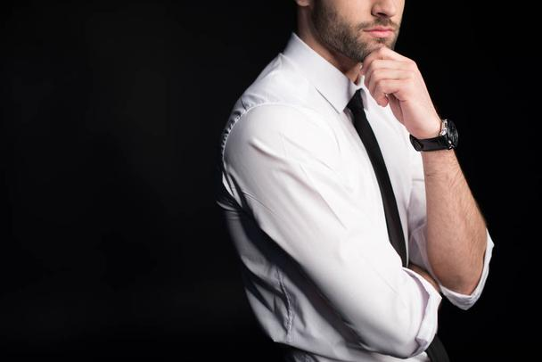 Young handsome businessman - Photo, Image