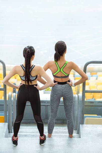 sportswomen ready for training - Photo, Image