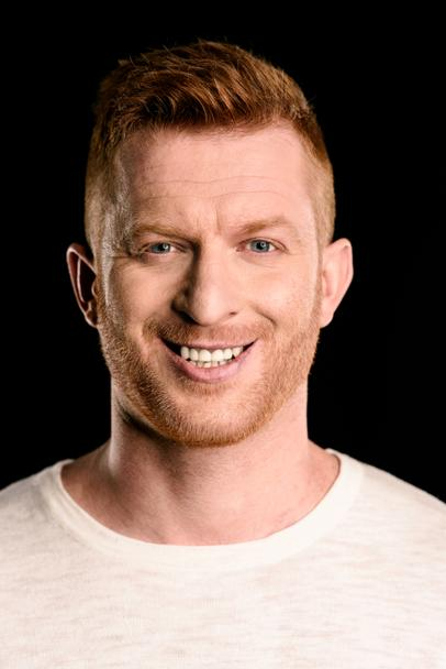 handsome redhead man - Photo, Image