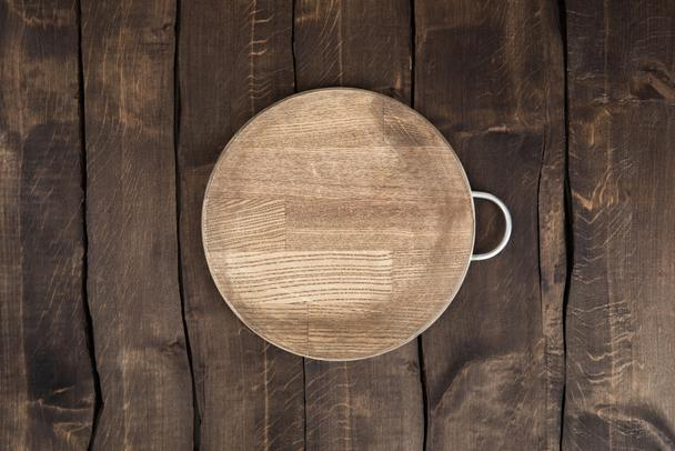 Scratched chopping board - Photo, Image