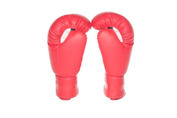 red boxing gloves - Photo, Image