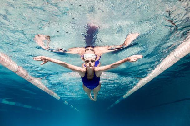 Swimmer - Photo, Image