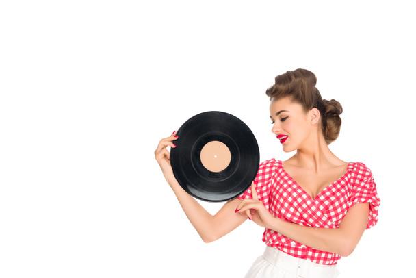 Pin up girl - Photo, Image
