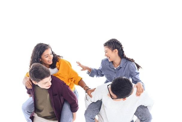 Teen interracial Yahoo ahora