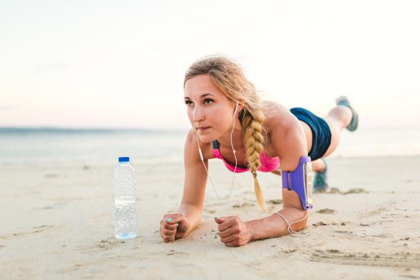 Plank - Photo, Image