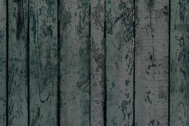 old grey weathered wooden planks texture   - Photo, Image