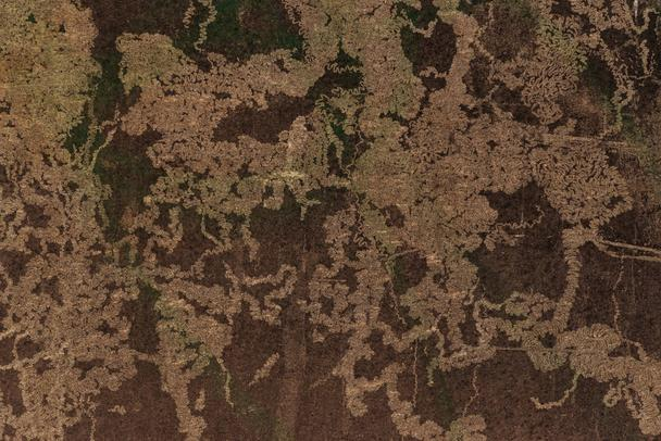 old weathered brown concrete background - Photo, Image