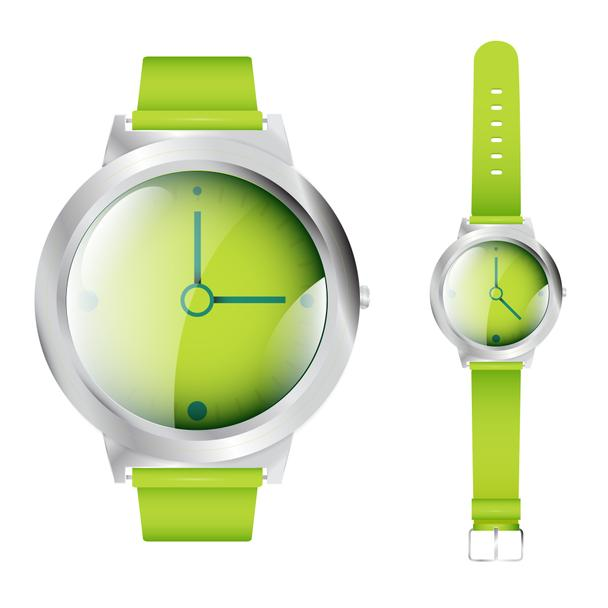 Wrist watches,  vector illustration  - Vector, Image