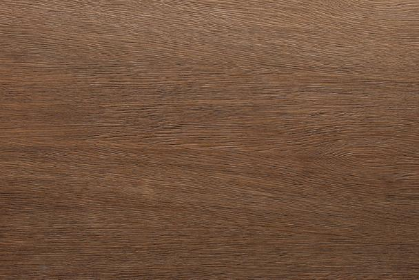 Wooden brown striped textured background - Photo, Image