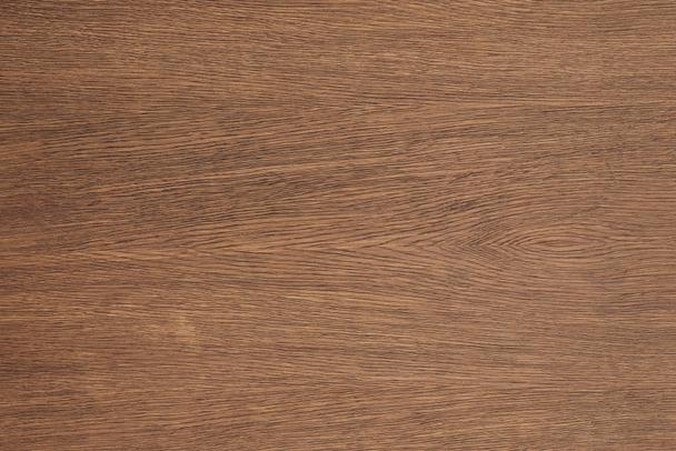 brown textured wooden background with copy space - Photo, Image