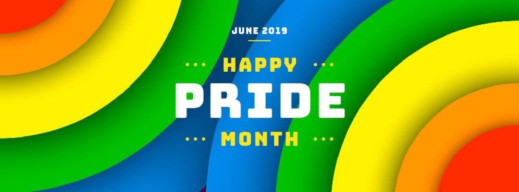 LGBT pride poster — Créer un visuel