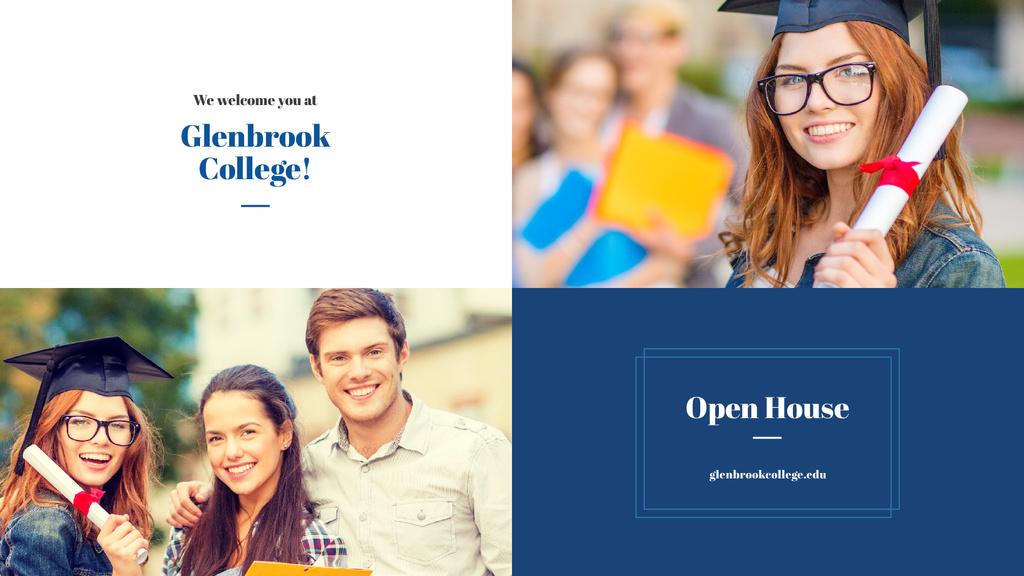 Glenbrook college poster — Crea un design
