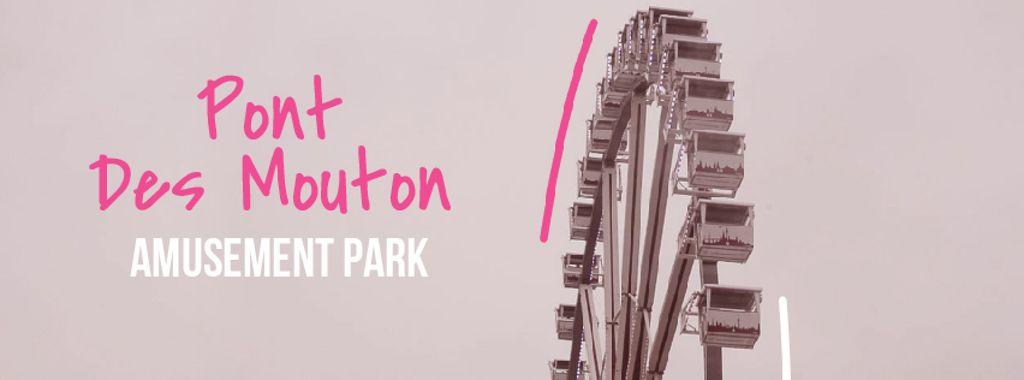 Rotating Ferris wheel — Crear un diseño