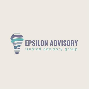 Advisory Company Lamp Icon | Logo Template