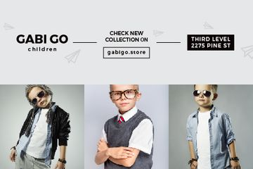 Children clothing store Offer