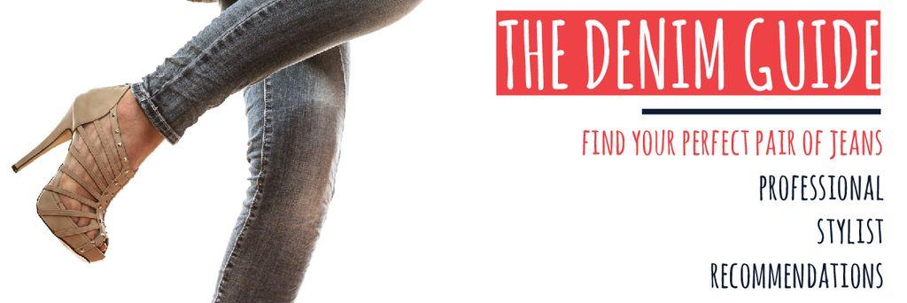 The denim guide website — Crea un design