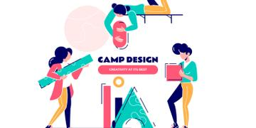 Creative People at Design Camp
