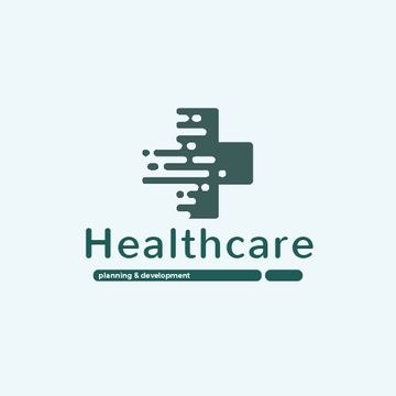 Healthcare Clinic Medical Cross Icon