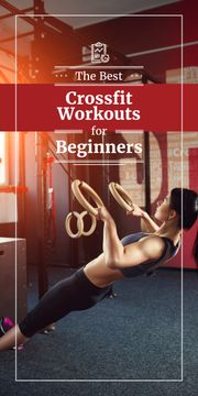 best fitness workouts for beginners poster