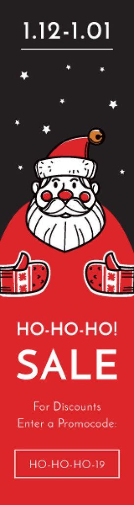 Red Santa Claus  — Create a Design