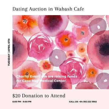 Dating Charity Auction
