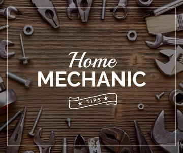 Home Mechanic Tools and Equipment