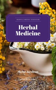 Medicinal Herbs on Table