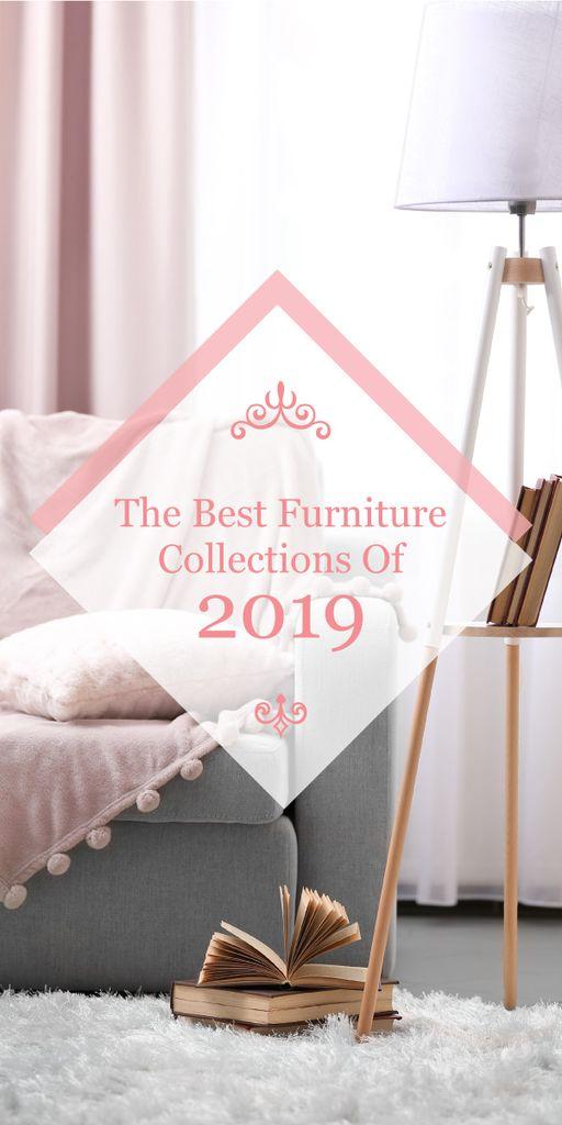 Furniture design collections poster — Maak een ontwerp