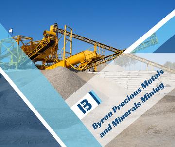 Mining company Production Plant