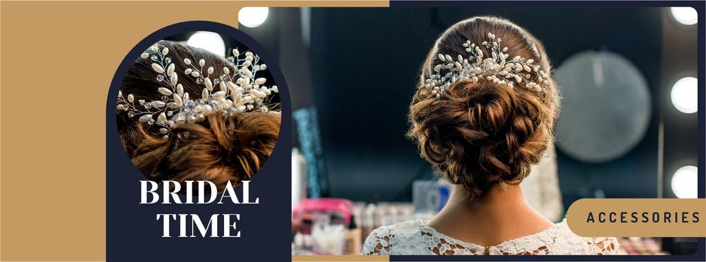 Wedding hairstyle inspiration Bride with Braided Hair — Создать дизайн