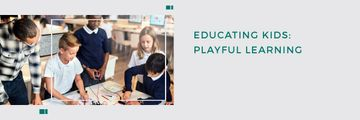 playful learning poster