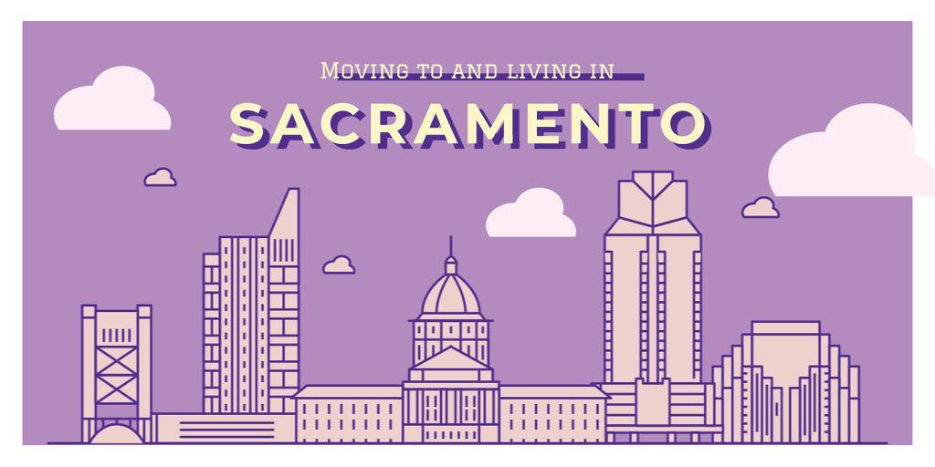 Sacramento city view —デザインを作成する