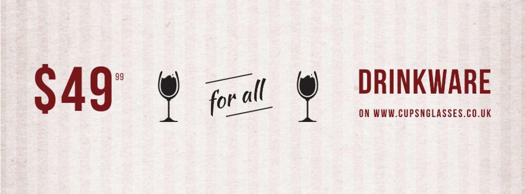 Drinkware for all shop — Crea un design