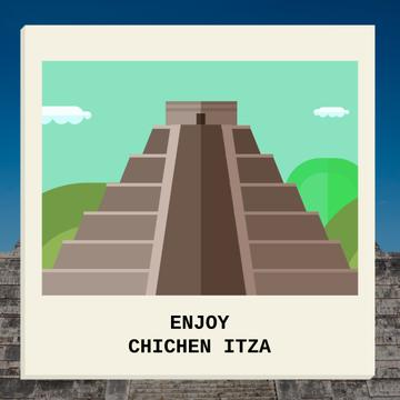 Chichen Itza showplace