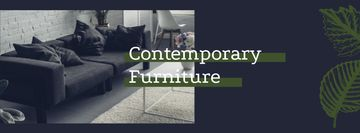 Contemporary Furniture Offer with Modern Room Interior