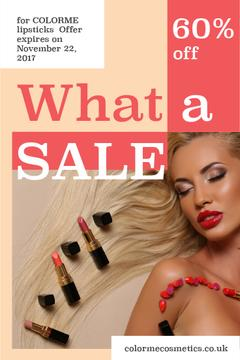 Lipsticks store Offer