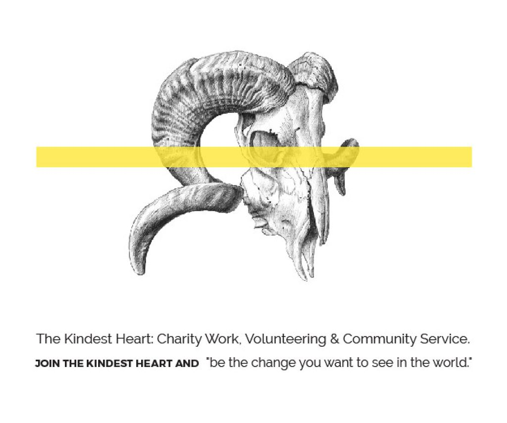 The Kindest Heart: Charity Work — Modelo de projeto