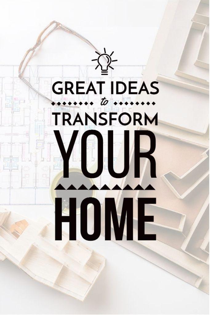 Tools for Home Renovation inspiration — Maak een ontwerp