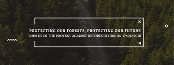 Day of protecting forest