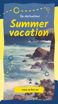 Travel Offer with Seacoast water view