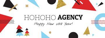 Happy New Year greeting