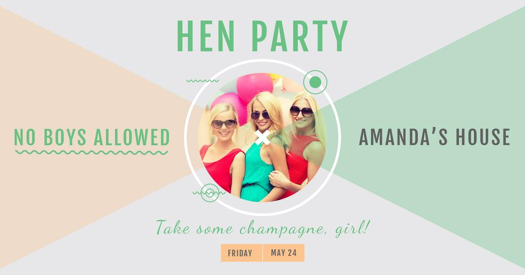 Hen party for Girls — Create a Design