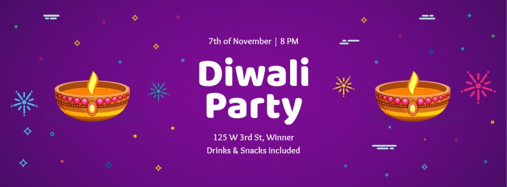 Happy Diwali celebration — Create a Design