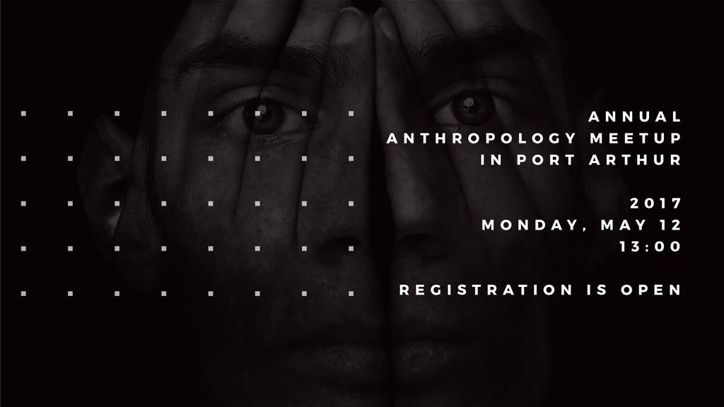 Annual Antropology Meetup In Port Arthur Create A Design