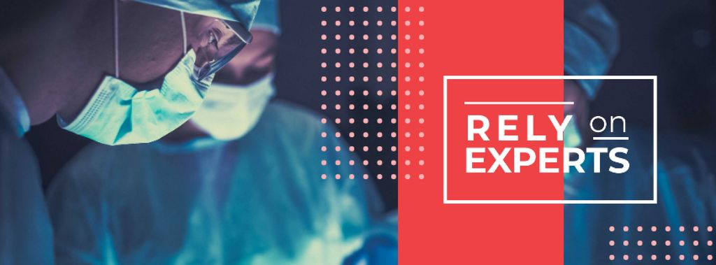 Rely on experts Quote with surgeons — Crea un design