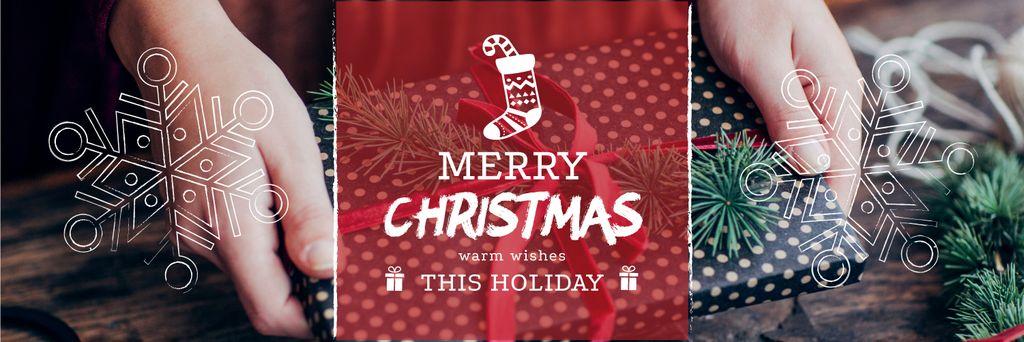 Merry Christmas card — Create a Design